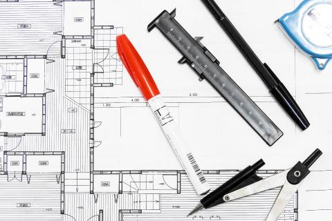 実施見積、実施承認図面、工程表作成後お客様と最終検討