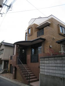 住宅建築_RC4階建て_02